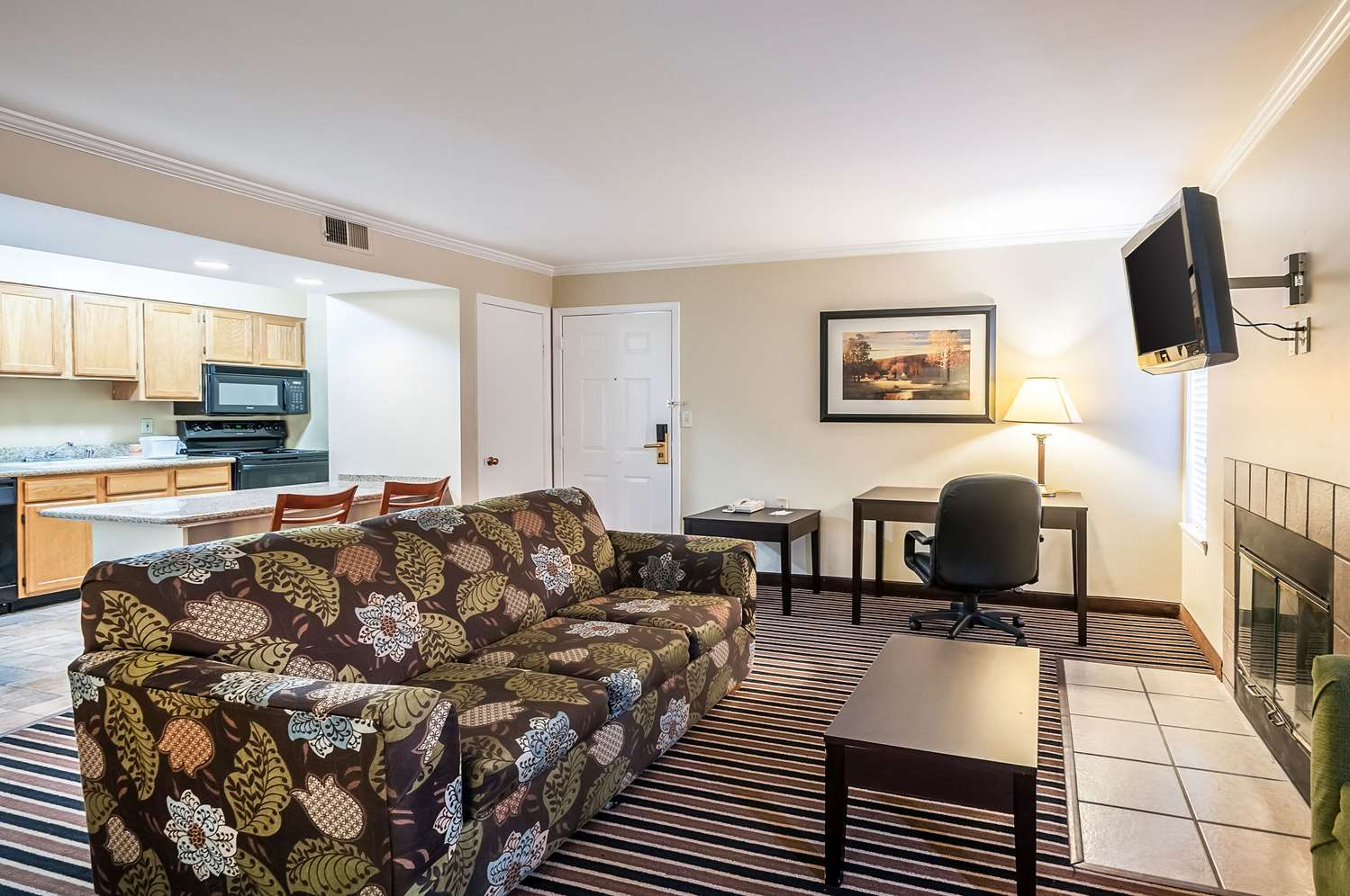 Room - Quality Suites Hunt Valley