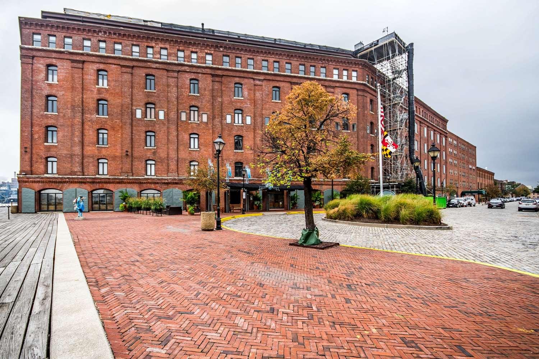Exterior view - Inn at Hendersons Wharf Baltimore