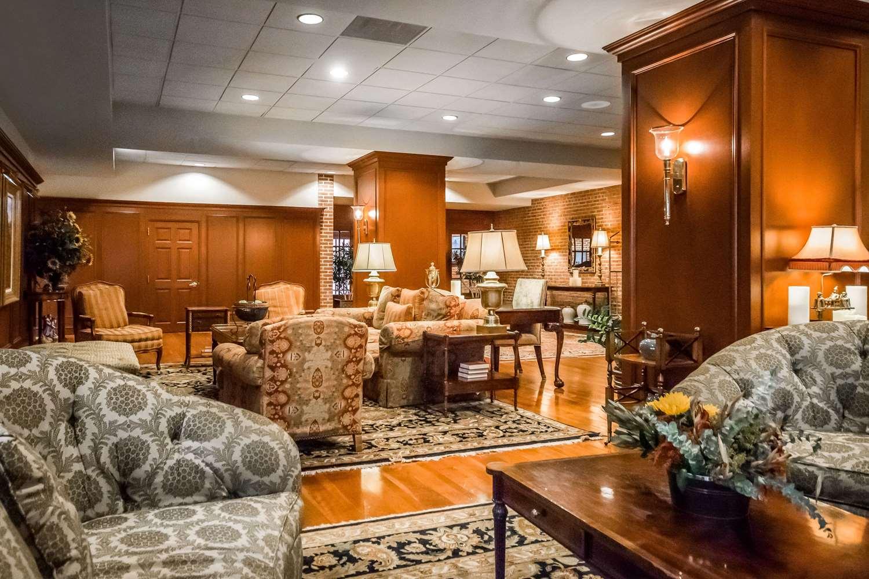 Lobby - Inn at Hendersons Wharf Baltimore