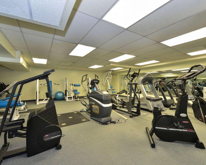 Fitness/ Exercise Room - Inn at Hendersons Wharf Baltimore