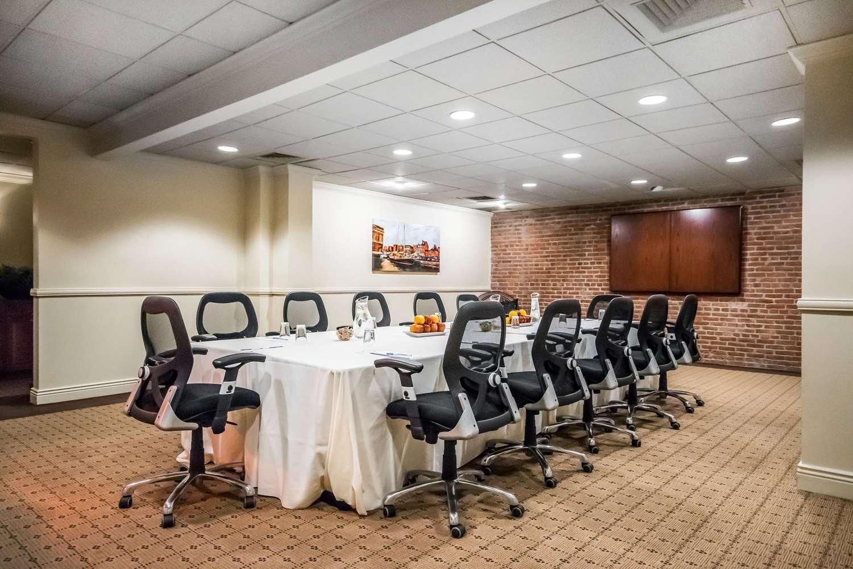 Meeting Facilities - Inn at Hendersons Wharf Baltimore