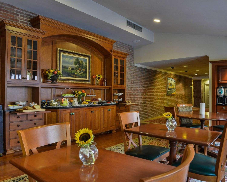 Restaurant - Inn at Hendersons Wharf Baltimore