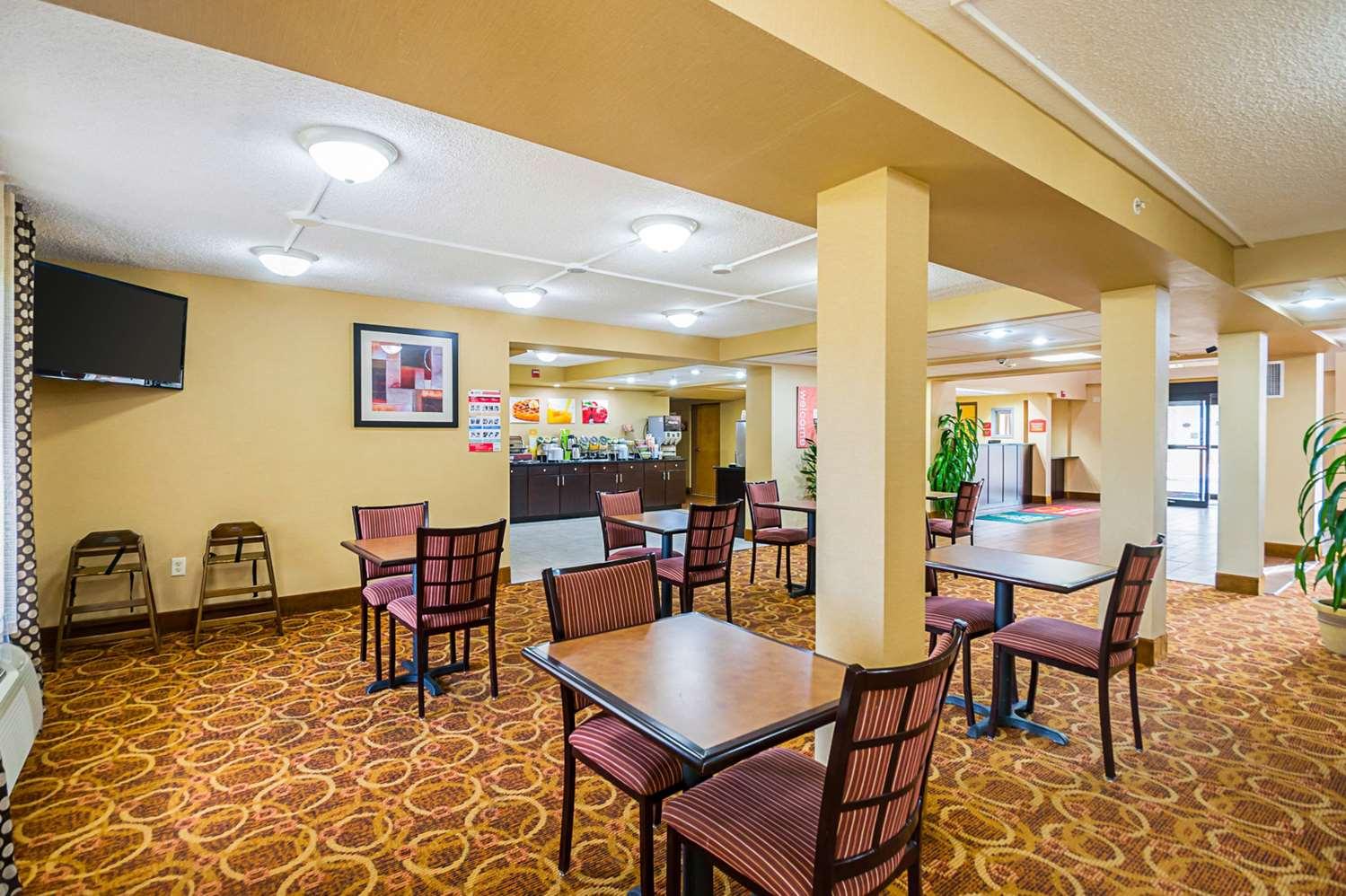 Restaurant - Econo Lodge Hagerstown