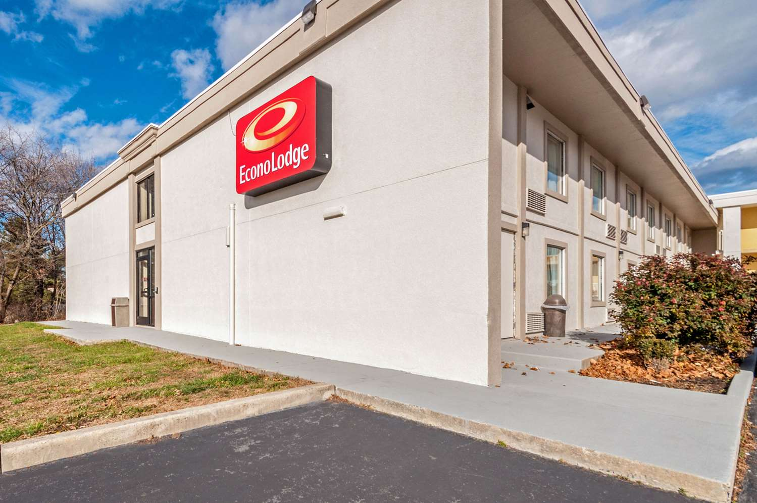 Exterior view - Econo Lodge Hagerstown
