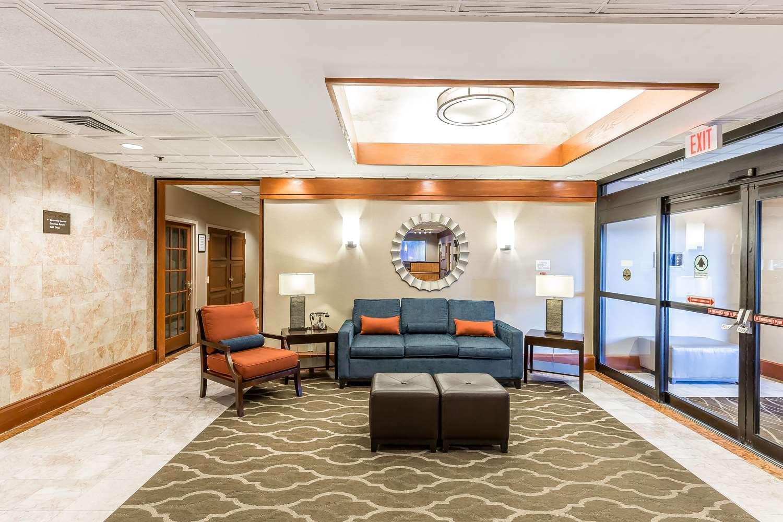 Lobby - Comfort Inn Gaithersburg