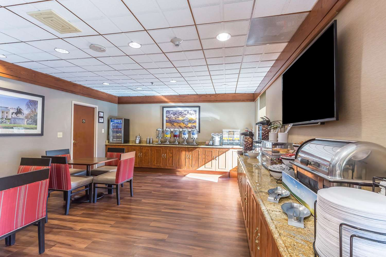 Restaurant - Comfort Inn Gaithersburg