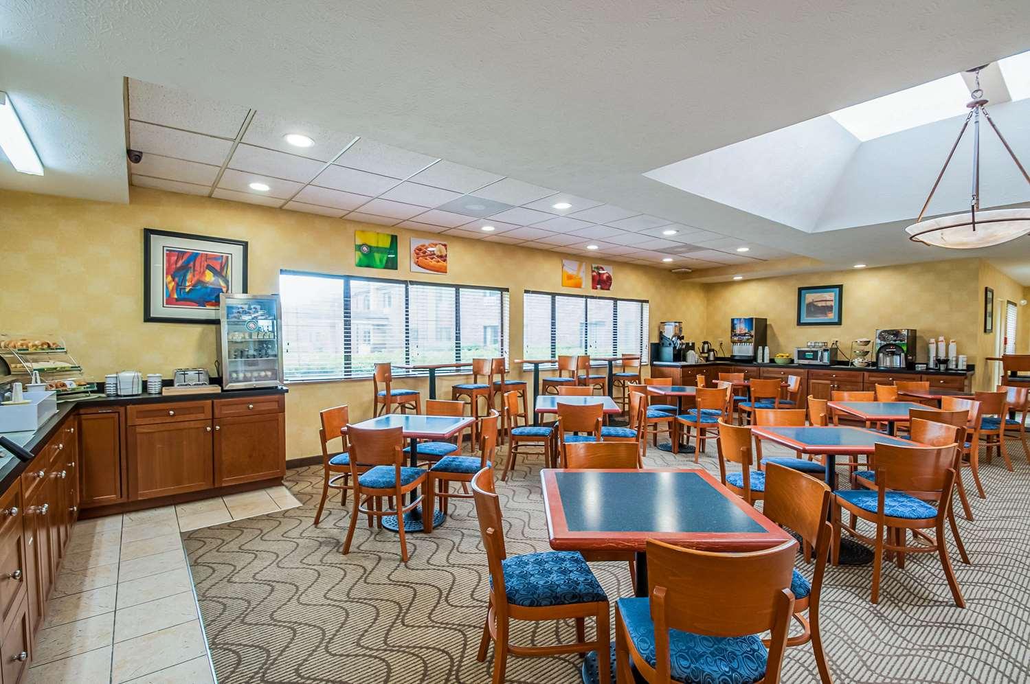 Restaurant - Quality Inn Salisbury