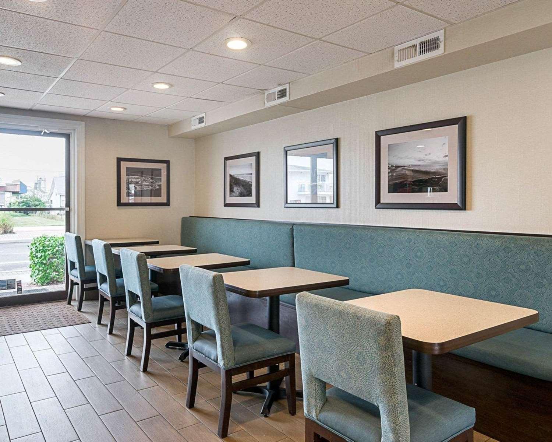 Restaurant - Econo Lodge Oceanfront Ocean City