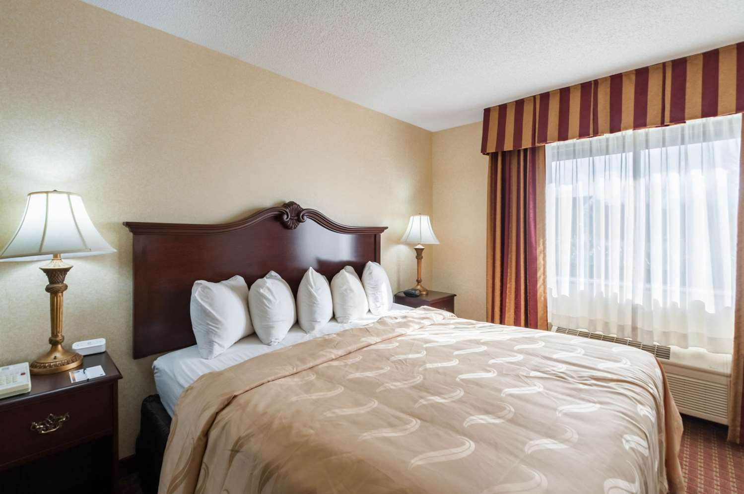Room - Quality Suites Chestertown