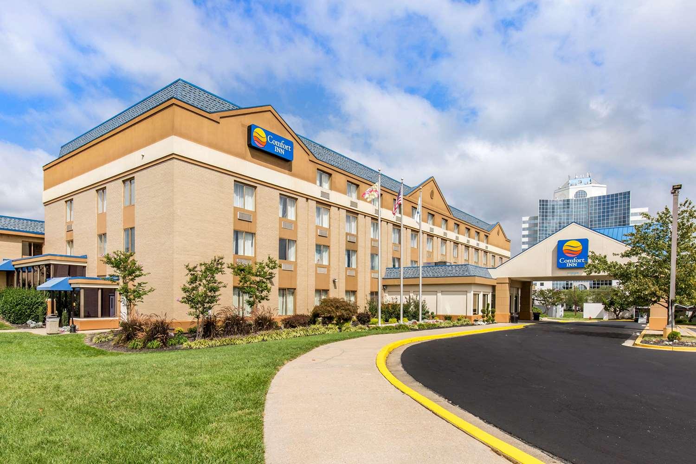 Exterior view - Comfort Inn Beltsville