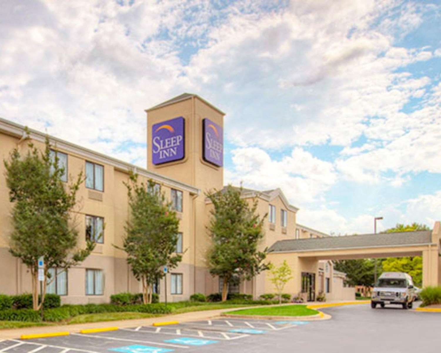 Exterior view - Sleep Inn Rockville