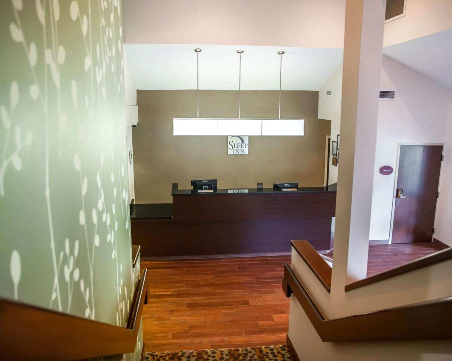 Lobby - Sleep Inn Rockville