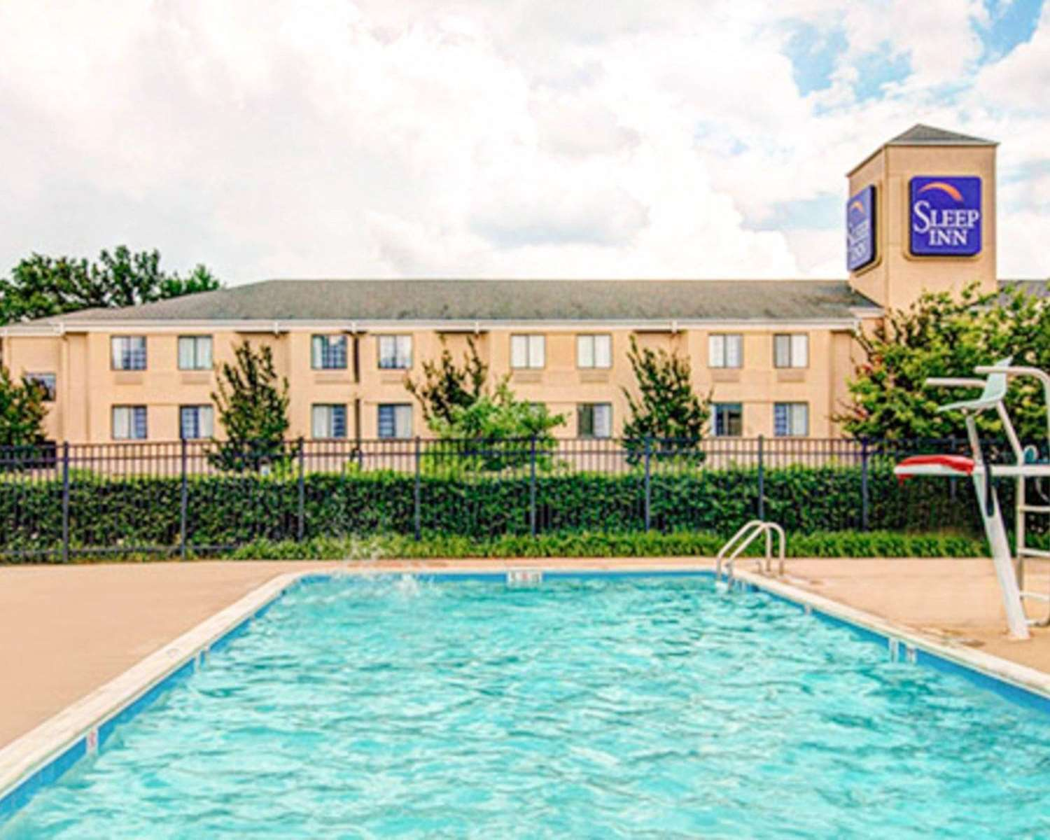 Pool - Sleep Inn Rockville
