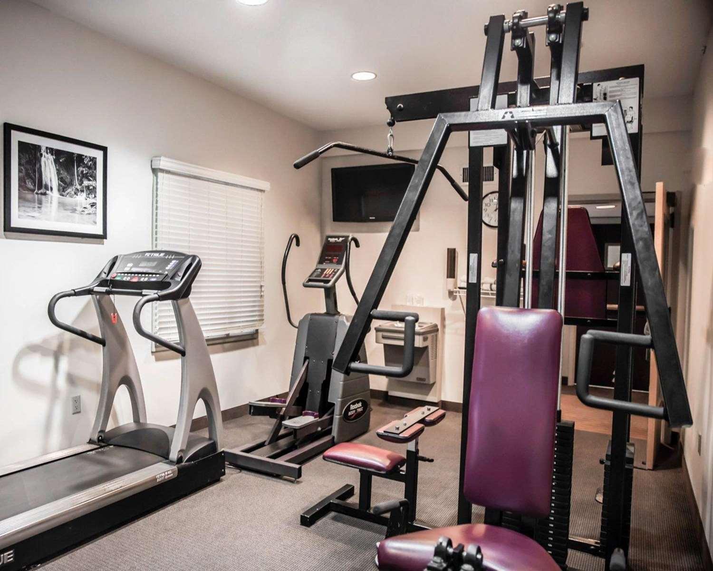 Fitness/ Exercise Room - Sleep Inn Edgewood
