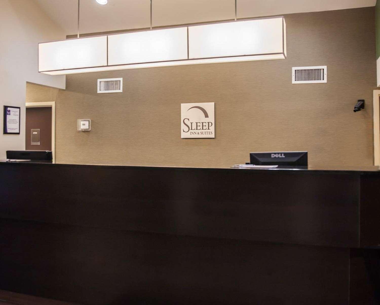 Lobby - Sleep Inn Edgewood