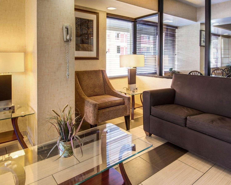 Lobby - Quality Inn Takoma Park