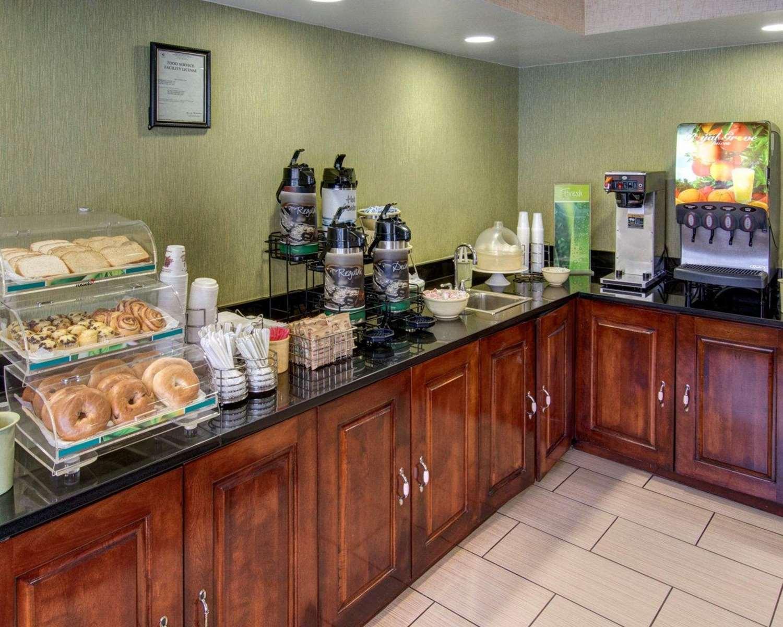 Restaurant - Quality Inn Takoma Park