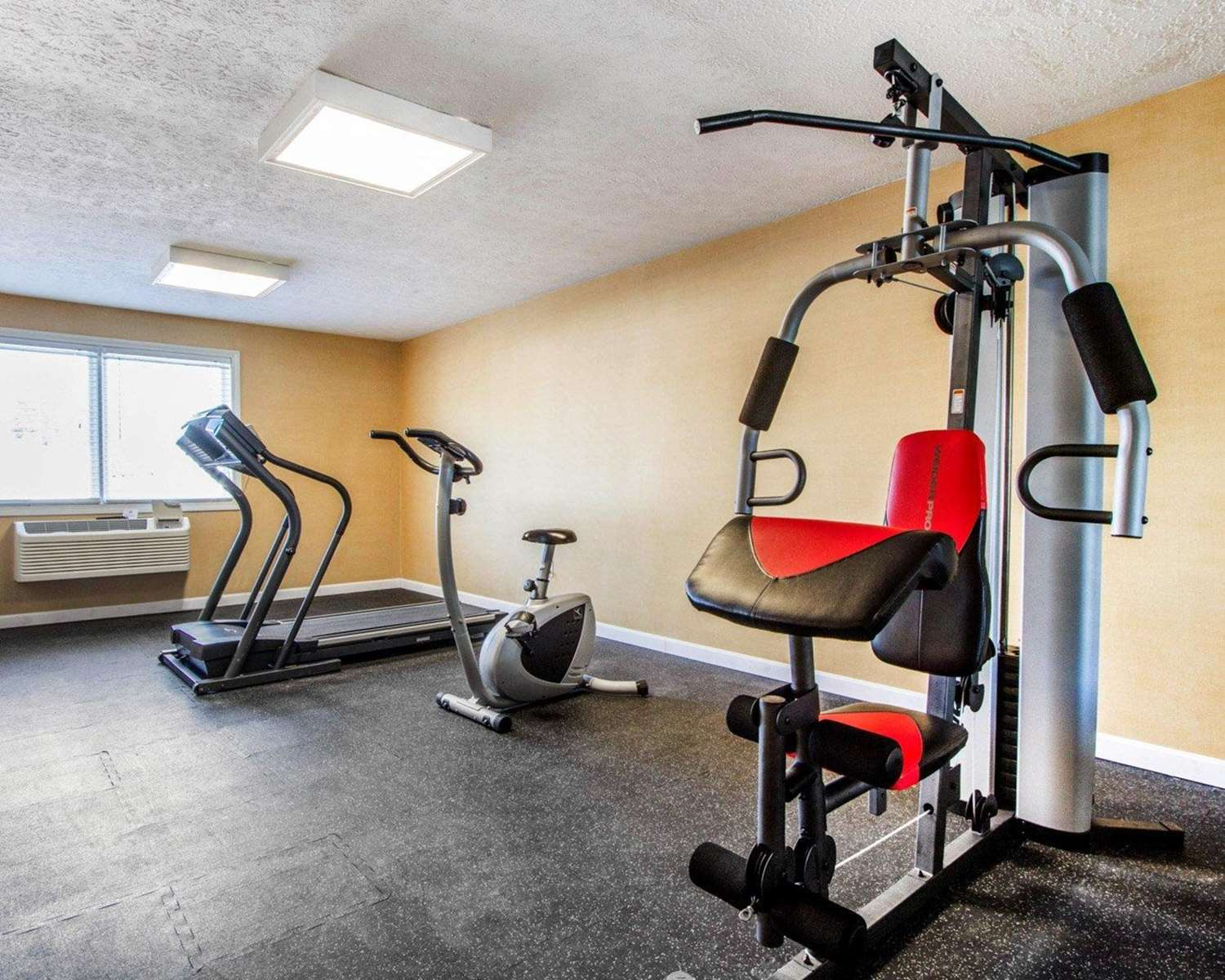 Fitness/ Exercise Room - Quality Inn & Suites South Portland