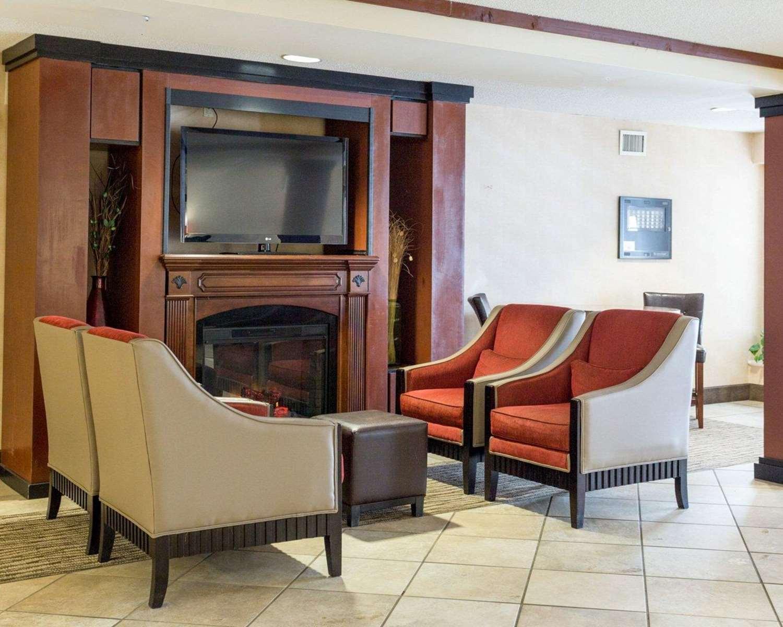 Lobby - Comfort Inn Civic Center Augusta