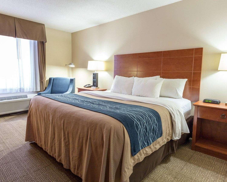 Room - Comfort Inn Civic Center Augusta