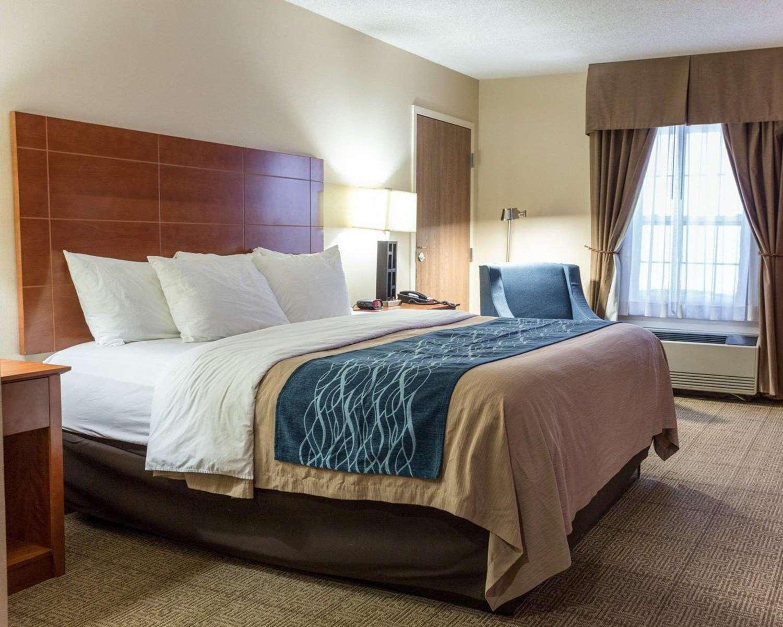 Suite - Comfort Inn Civic Center Augusta