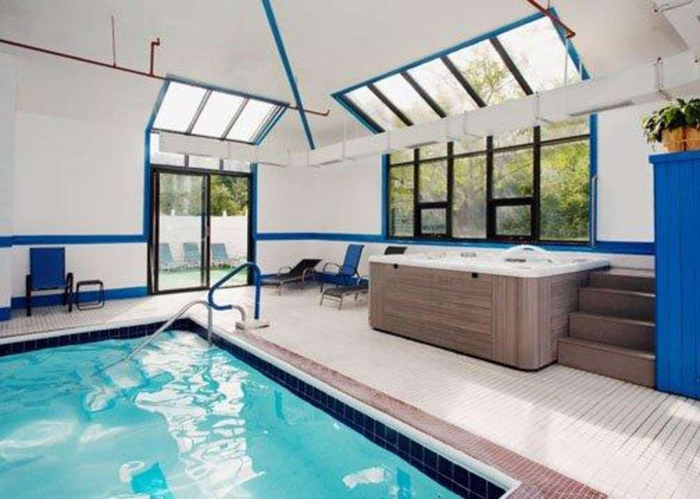 Pool - Comfort Inn Civic Center Augusta