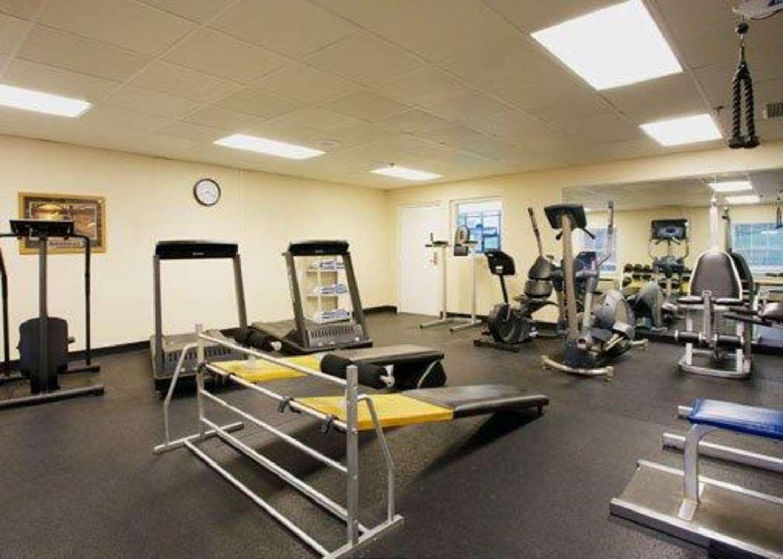 Fitness/ Exercise Room - Comfort Inn Civic Center Augusta