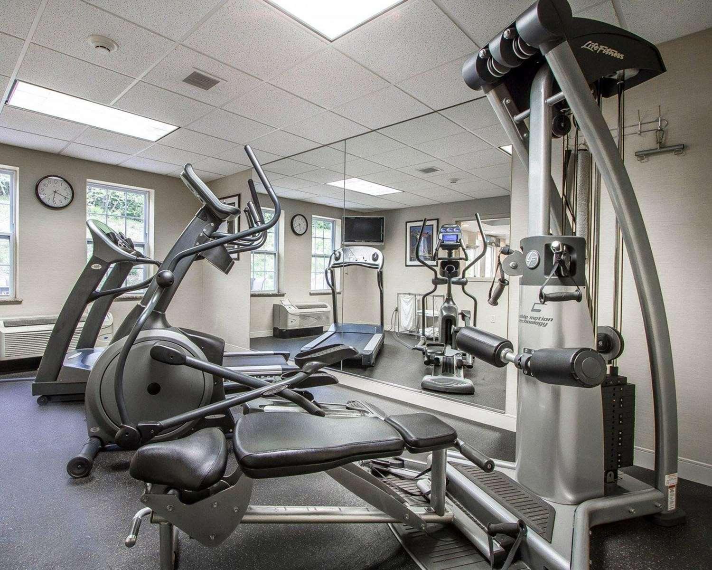 Fitness/ Exercise Room - Comfort Inn & Suites Wilton