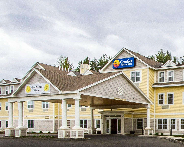Exterior view - Comfort Inn & Suites Wilton
