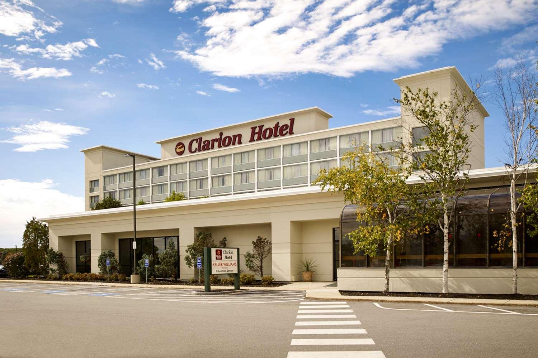 Exterior view - Clarion Hotel Portland