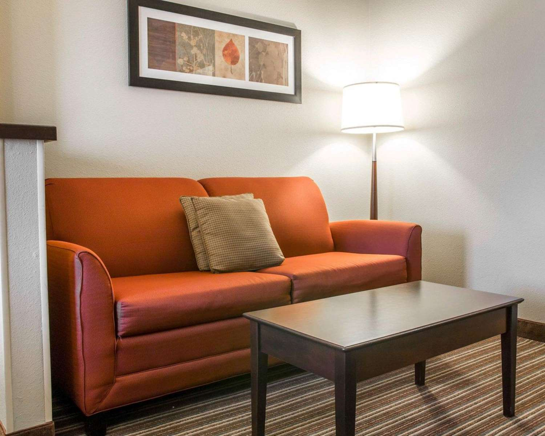 Suite - Comfort Suites Saginaw