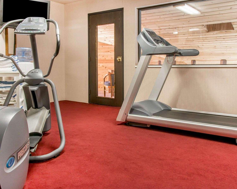 Fitness/ Exercise Room - Quality Inn St Ignace