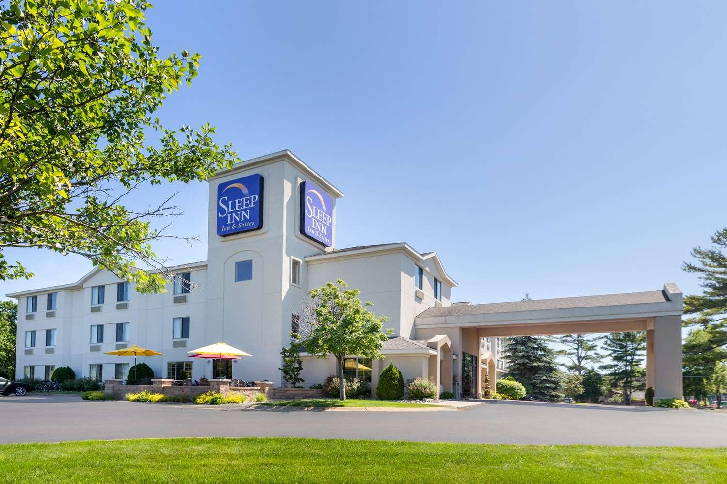 Exterior view - Sleep Inn & Suites Acme
