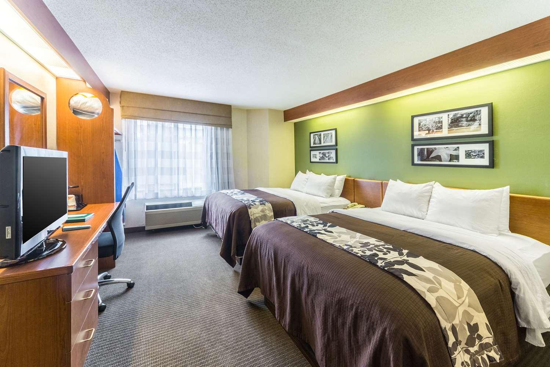 Suite - Sleep Inn & Suites Acme