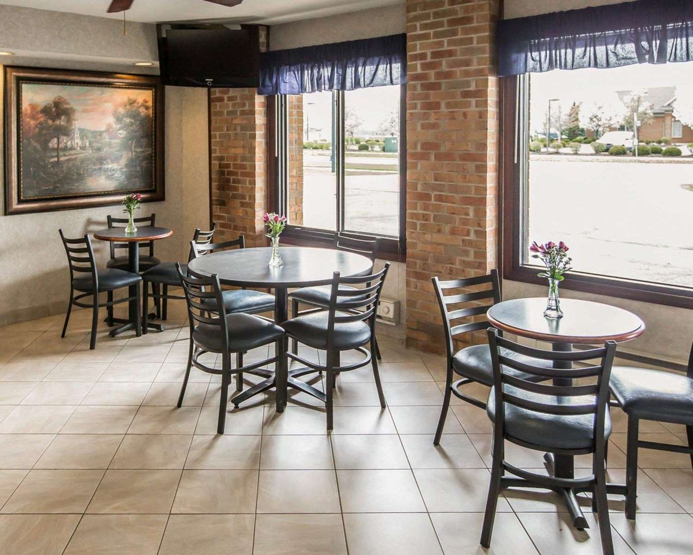 Restaurant - Quality Inn & Suites Dundee