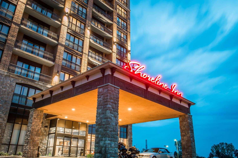 Exterior view - Shoreline Inn & Conference Center Muskegon