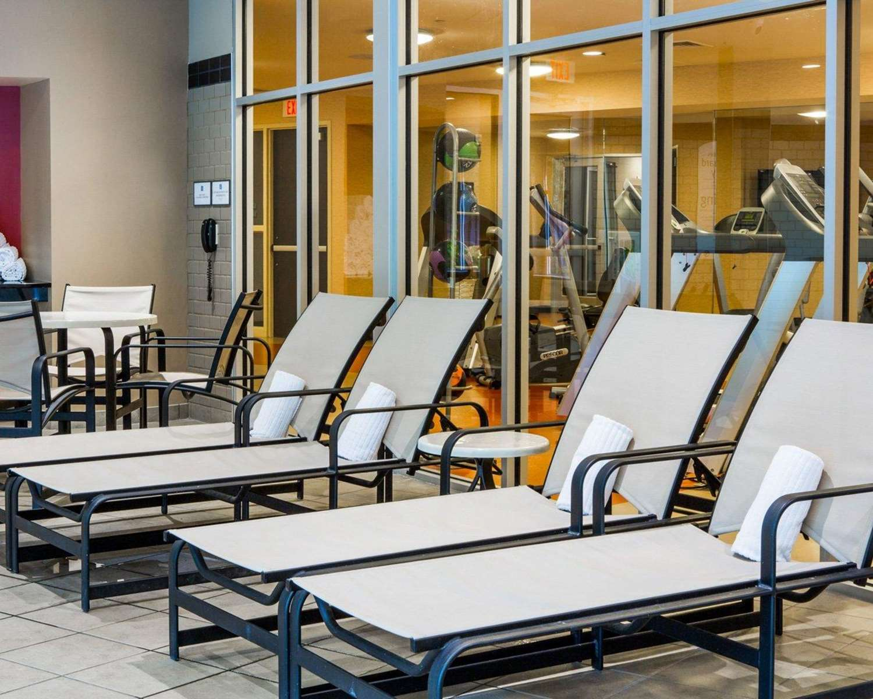 Pool - Cambria Suites Traverse City Airport