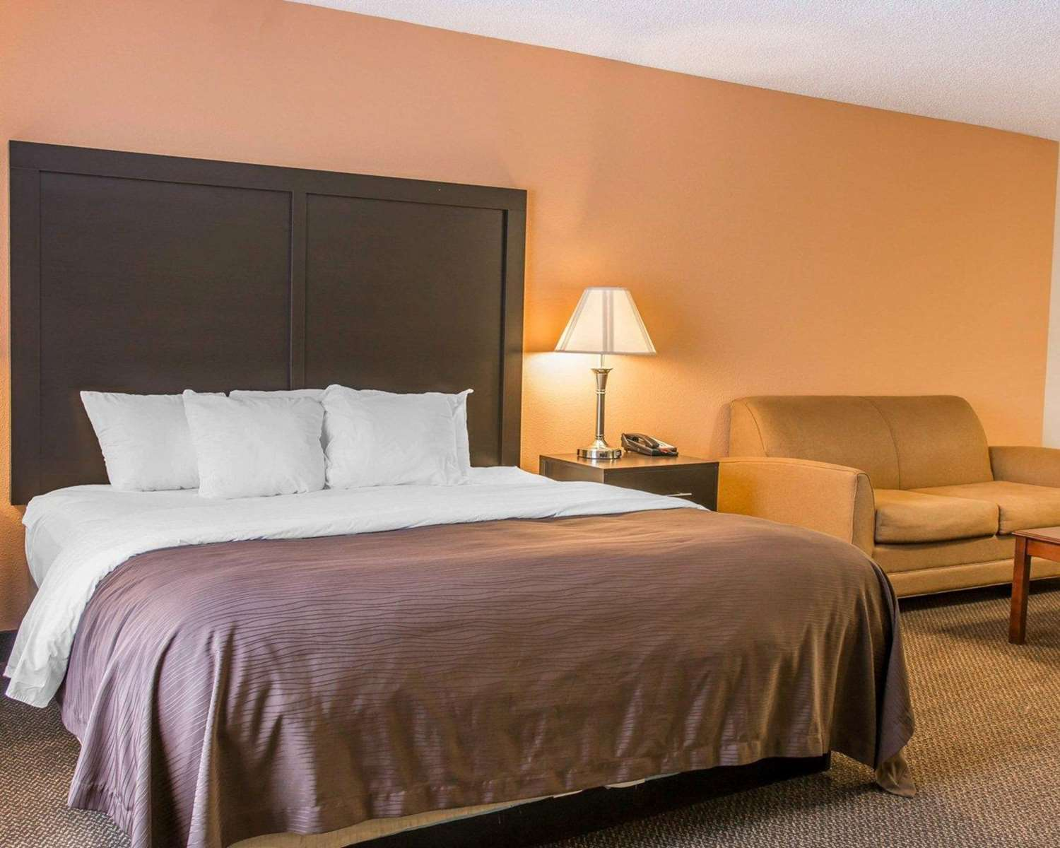 Suite - Quality Inn & Suites Niles
