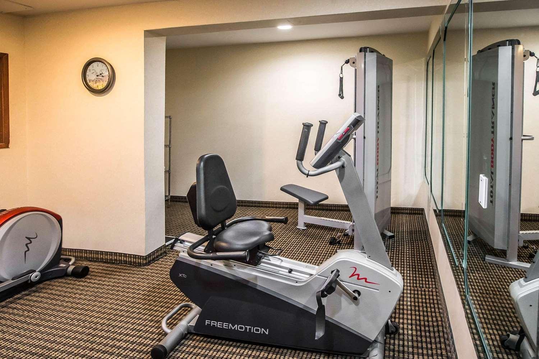 Fitness/ Exercise Room - Econo Lodge Inn & Suites Monroe