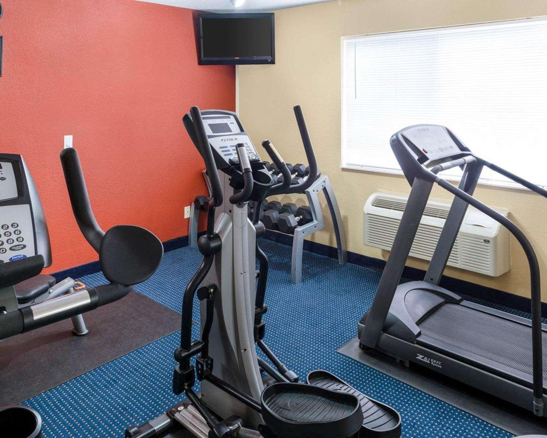 Fitness/ Exercise Room - Quality Inn Lakeville