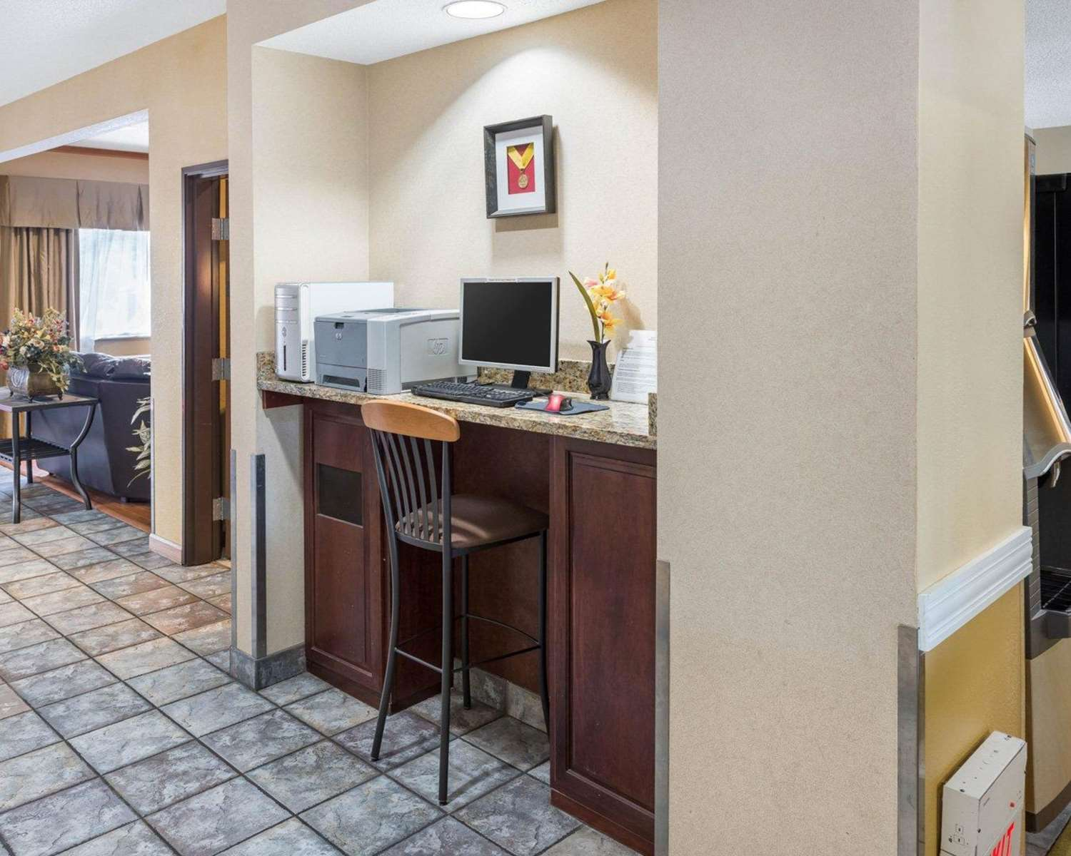 Conference Area - Quality Inn Lakeville