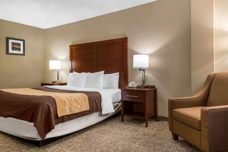 Room - Comfort Inn Minneapolis Airport Bloomington