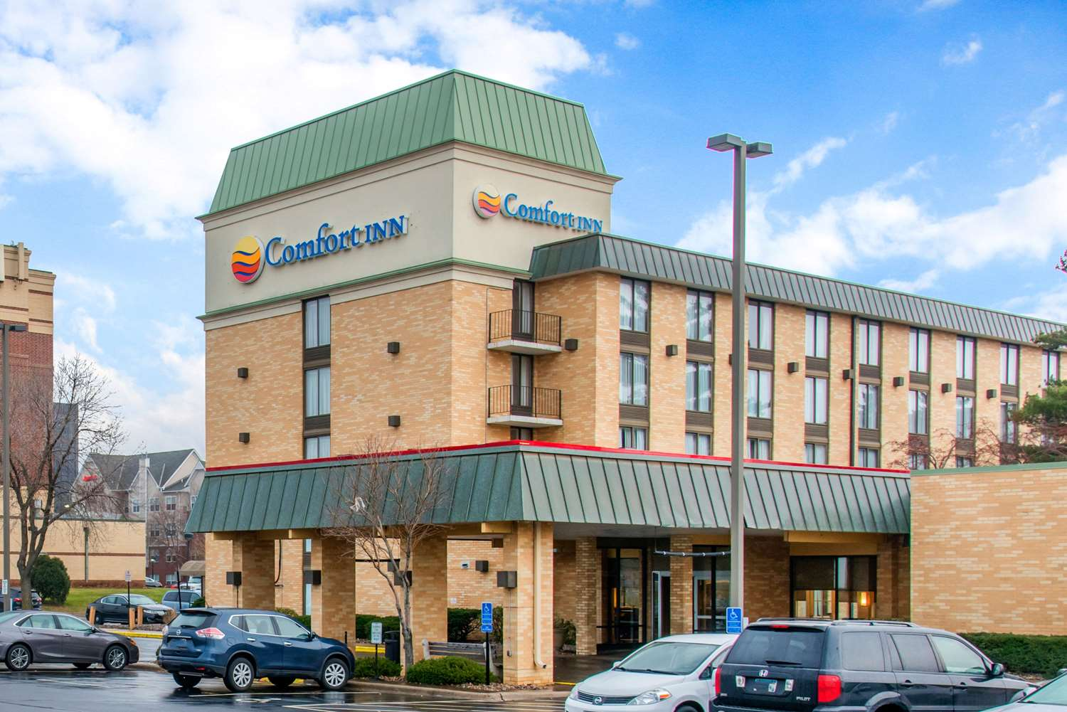Exterior view - Comfort Inn Minneapolis Airport Bloomington