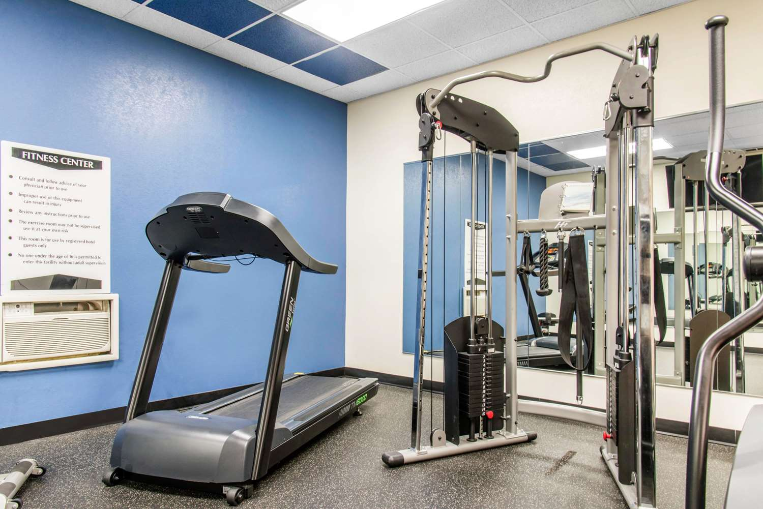 Fitness/ Exercise Room - Comfort Inn Minneapolis Airport Bloomington