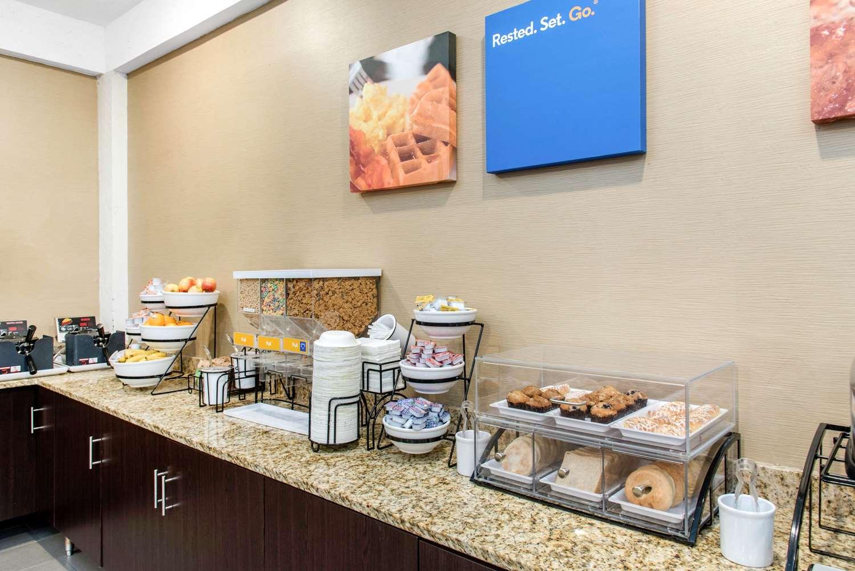 Restaurant - Comfort Inn Minneapolis Airport Bloomington