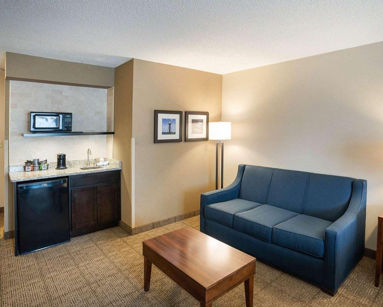 Room - Comfort Inn West Duluth