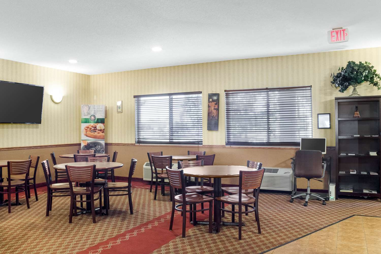 Restaurant - Quality Inn Bemidji