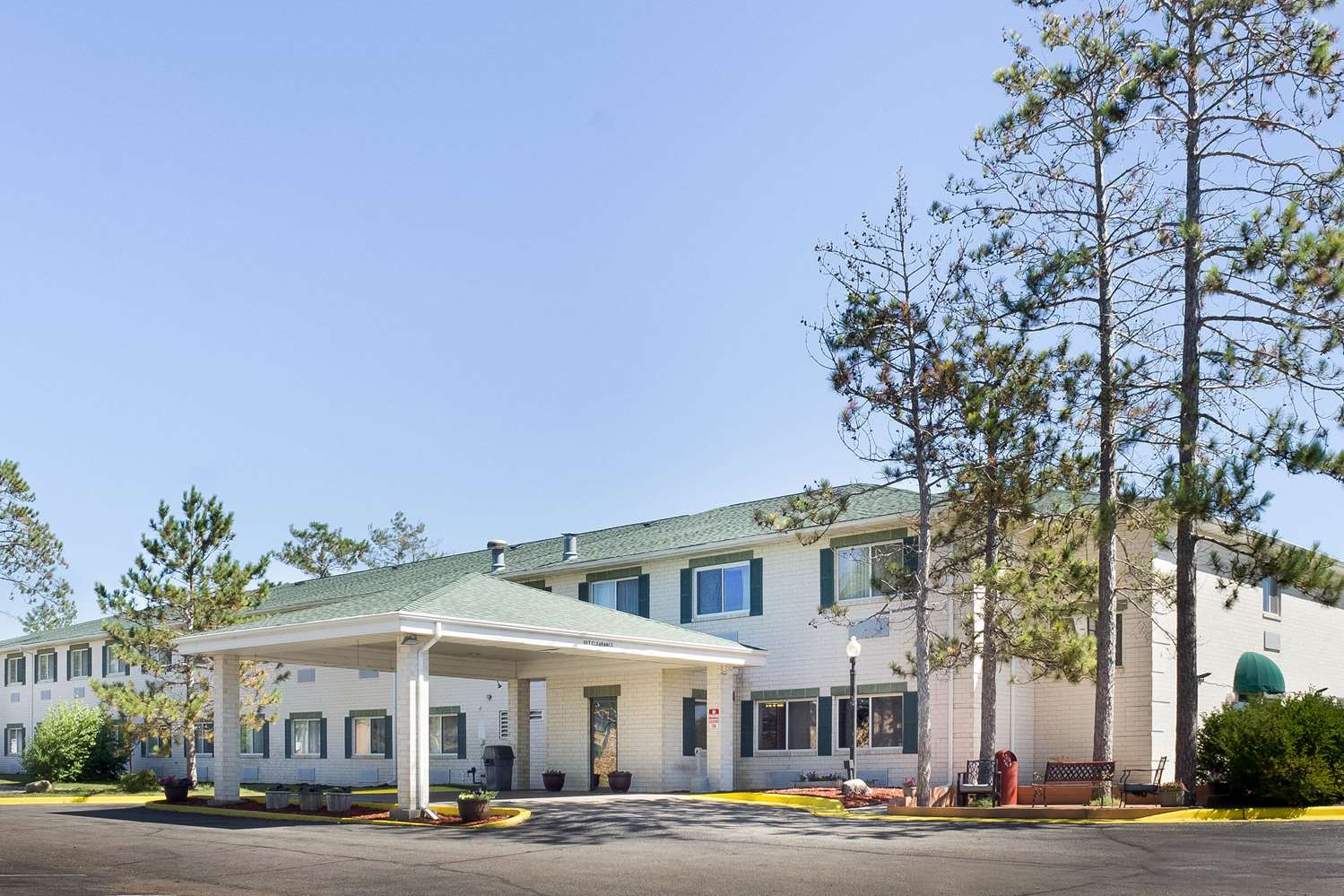 Exterior view - Quality Inn Bemidji