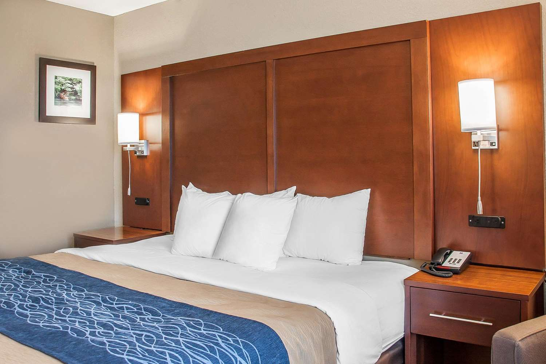 Room - Comfort Inn Fergus Falls