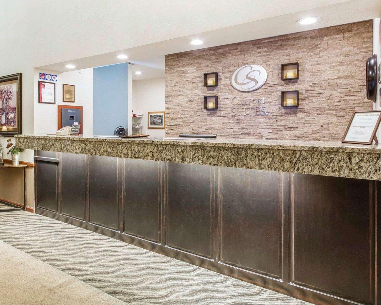 Lobby - Comfort Suites Ramsey